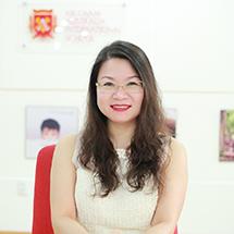 Chị Trần Phương Nhung